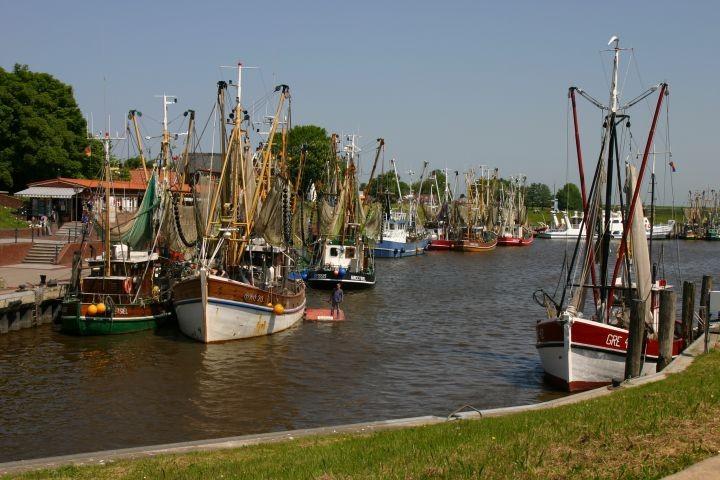 Greetsiel-Hafen