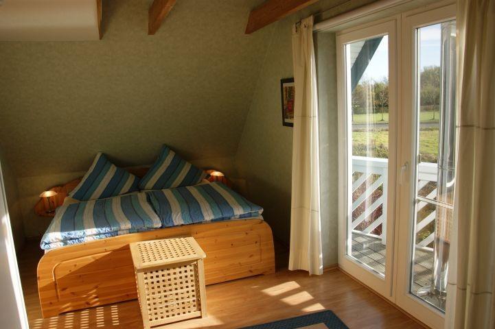 Schlafzimmer 1 Obergschoss