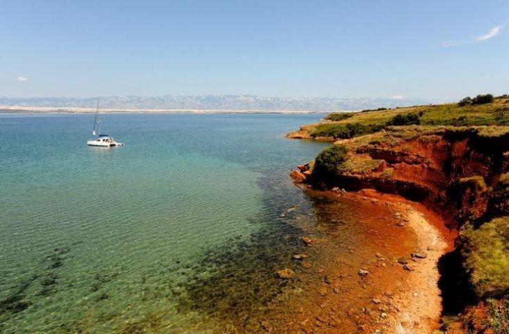 Rote Küste