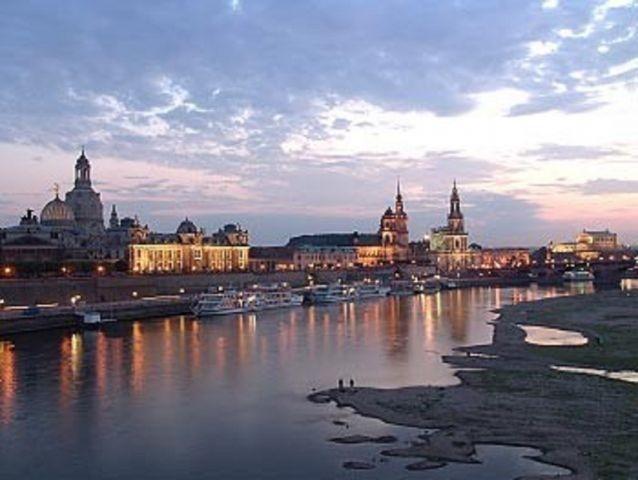Dresden Schloss und Frauenkirche