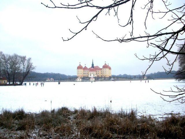 Jagtschloss  Moritzburg