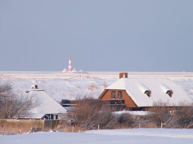 Winter in Sankt Peter-Ording