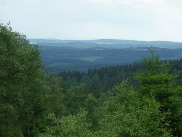 Ausblick von der Nordhelle