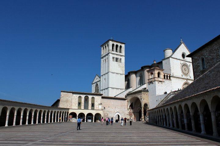 Ausflug nach Assisi