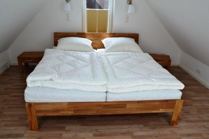 Doppelbettschlafzimmer Sünnhütt