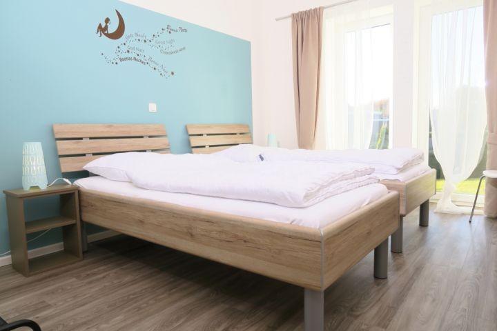 Schlafzimmer Steuerbord Dangast