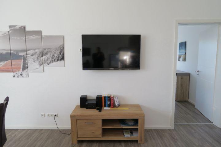 Wohnzimmer Steuerbord Dangast