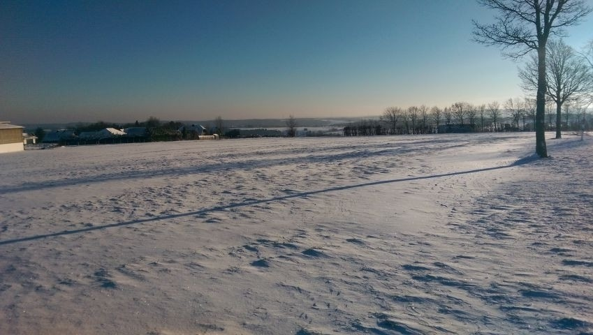 Winter in der Eifel