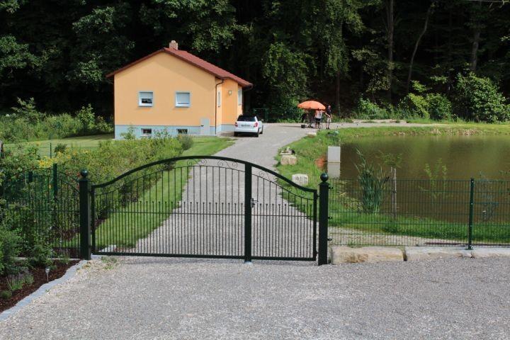 Ferienhaus am Hauweiher/Angelweiher