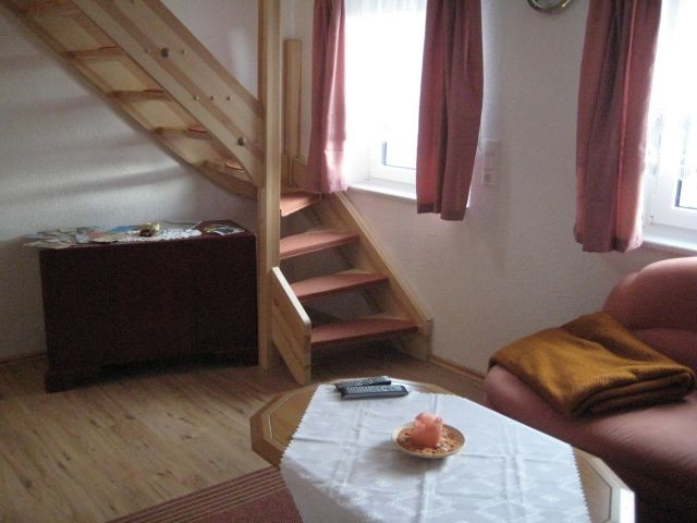 Wohnbereich Haus 2 oben