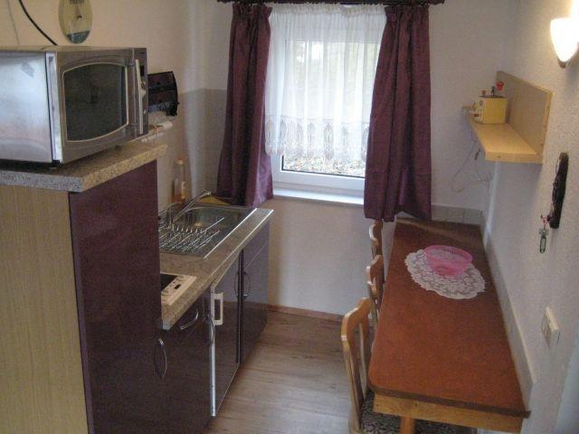 Küchenbereich Haus 2 oben