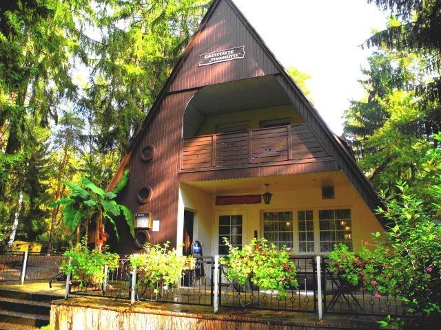 Die Gaststätte Finnhütte