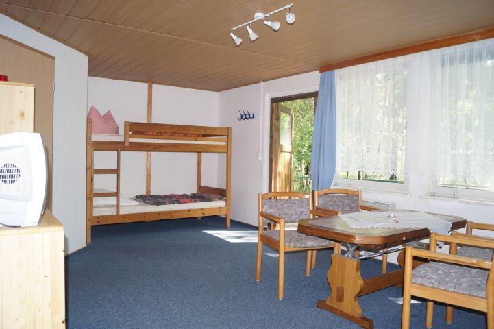 Ein-Raum-Bungalow