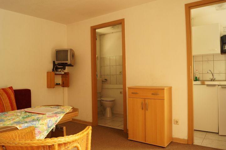 Zwei-Raum-Bungalow