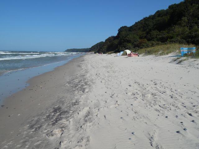 Strand am Bakenberg