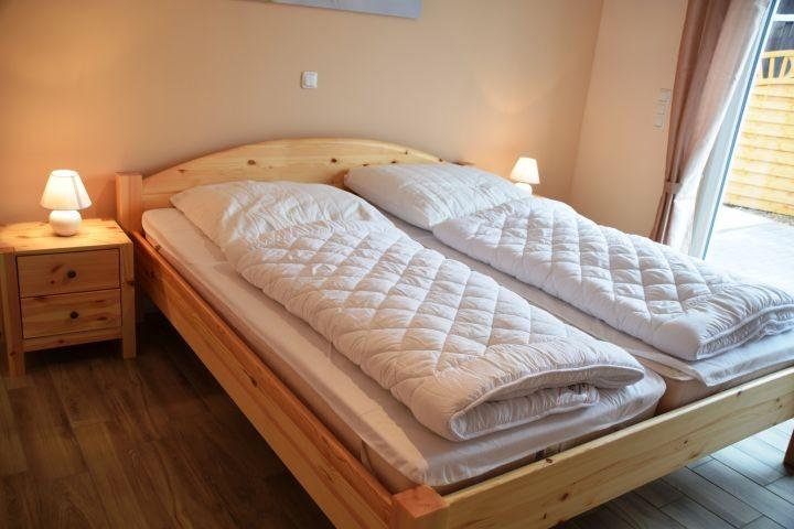 Doppelbettschlafzimmer I Tüterbüdel