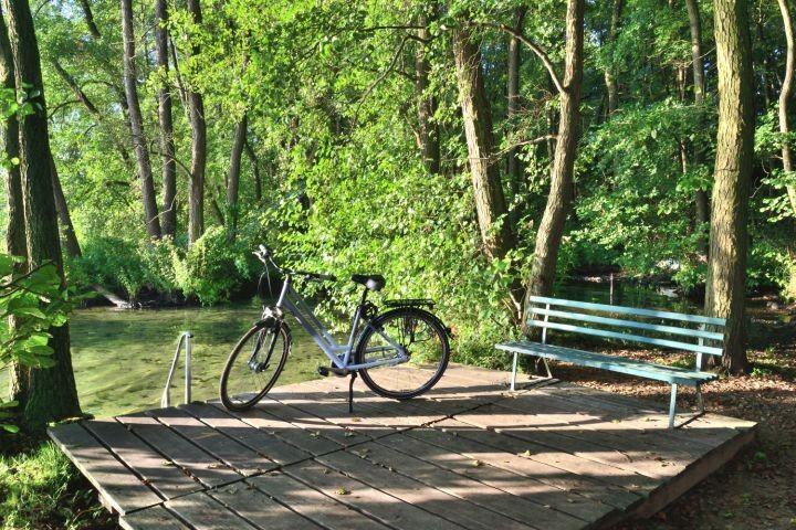Fahrräder direkt vom Eigentümer mietbar