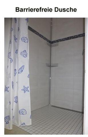 Die barrierefreie Dusche - natürlich Rollstuhlgerecht