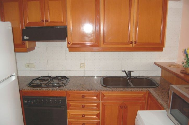Küche Casa El Sol