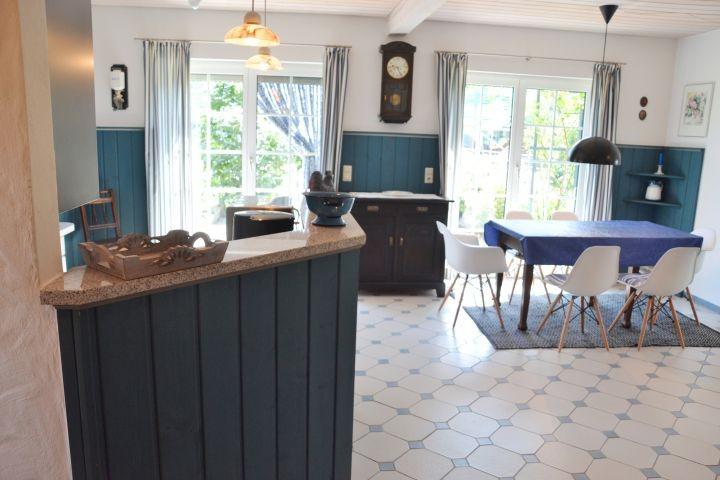 Blick Küche Essbereich Seekamp