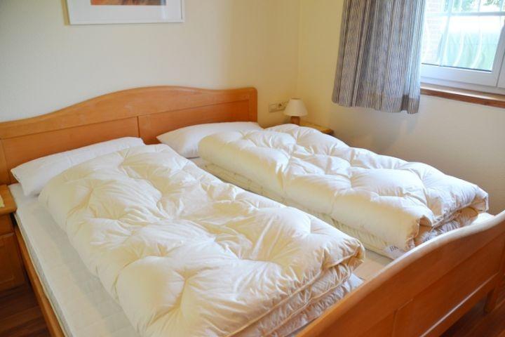 Doppelbettschlafzimmer Seekamp