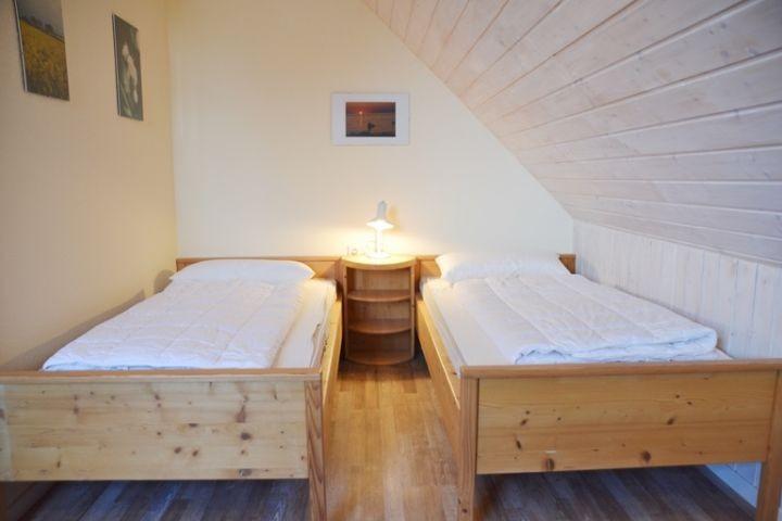 Einzelbettenschlafzimmer Seekamp