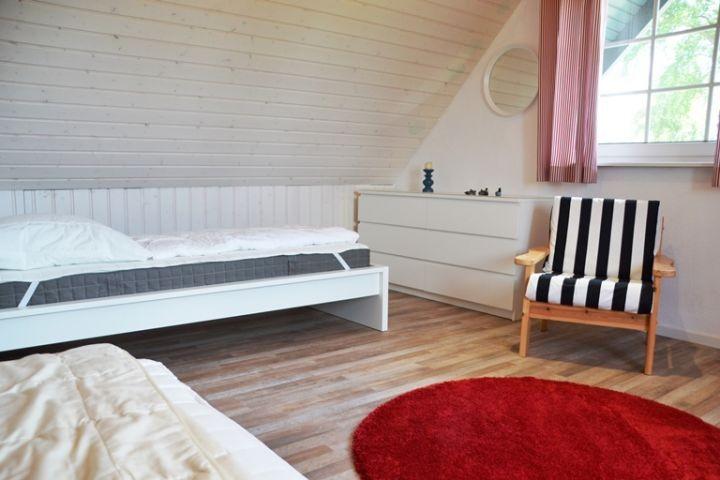 Einzelbettenschlafzimmer II Seekamp