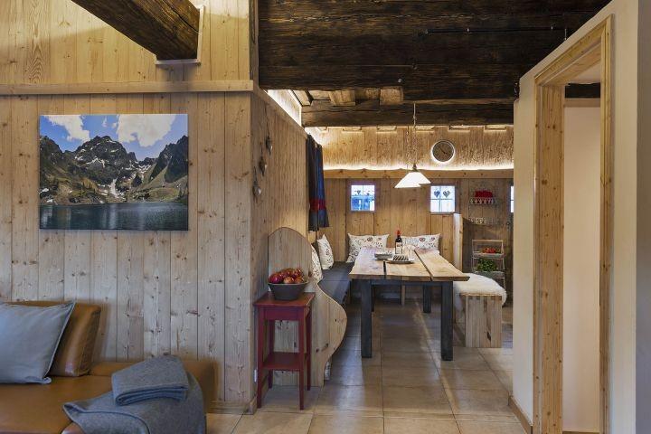 Bauernhaus Wohnküche