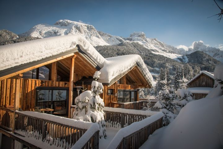 Luxuslodge Chalets Winter
