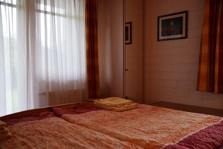 Doppelbettzimmer EG Strandläufer