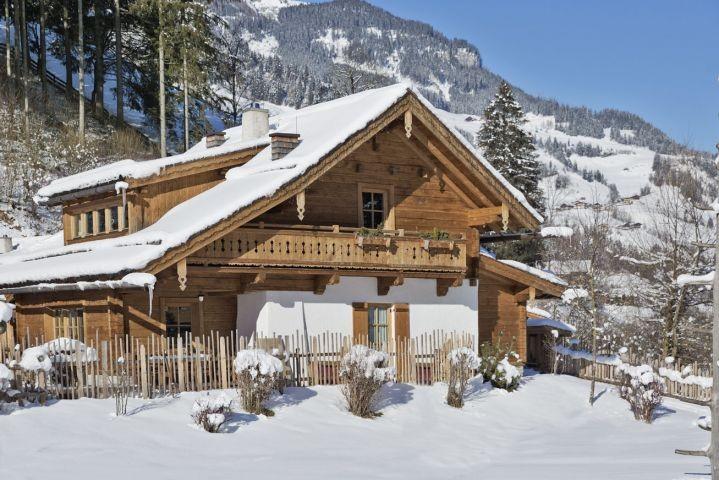 Jaga-Hütte Winter