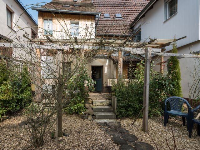 Ferien im Denkmal: Historisches Ferienhaus Gerberhaus