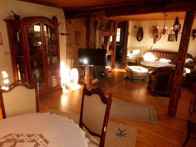 Wohnzimmer: Essbereich