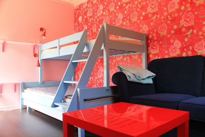 2tes Schlafzimmer im Nebenhaus