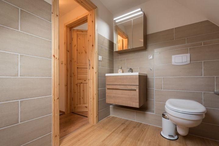 Gäste-WC im OG