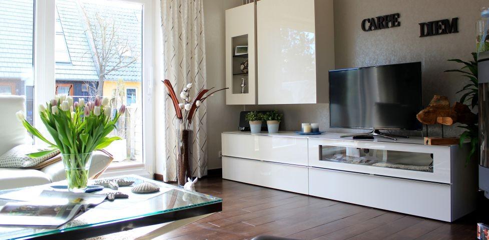Smart TV und Kaminofen