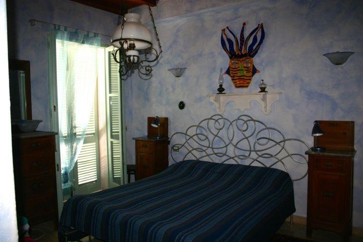 das Schlafzimmer Celeste