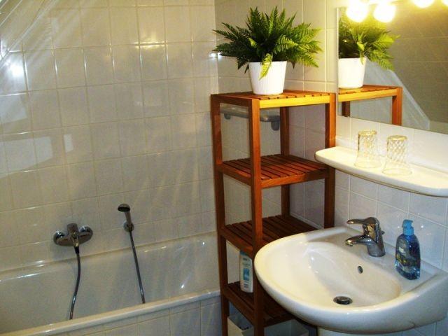 Ostseetraum Badezimmer