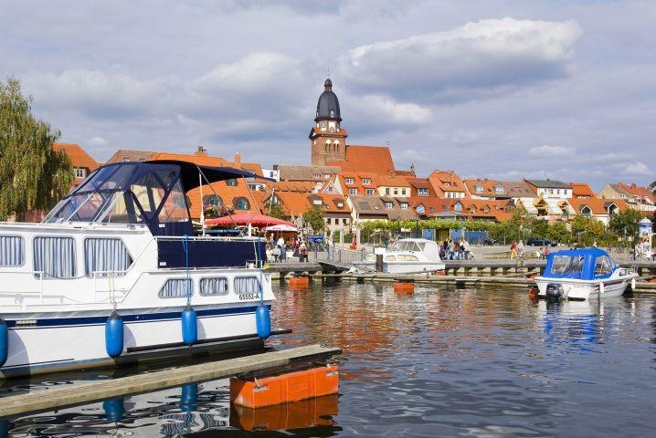 Wunderschöne Altstadt.