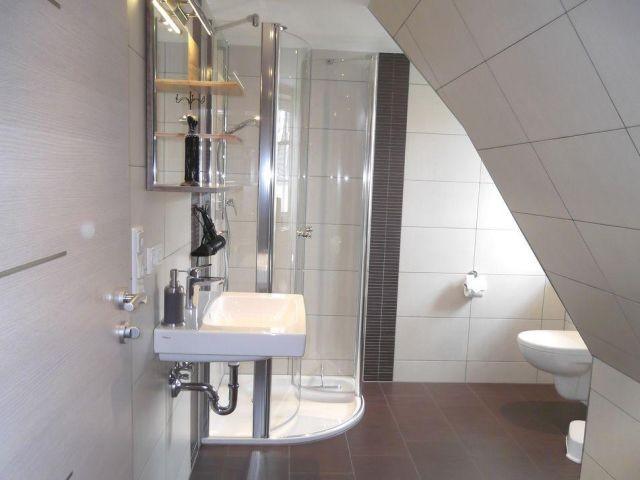 Badezimmer Dachgeschoß