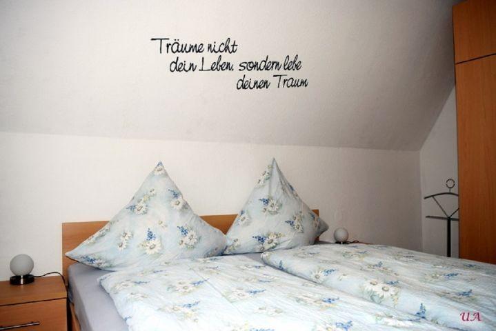 Schlafzimmer EG Haus Julia