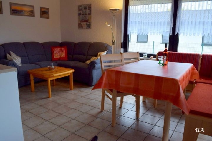Wohn- Esszimmer Haus Birgit