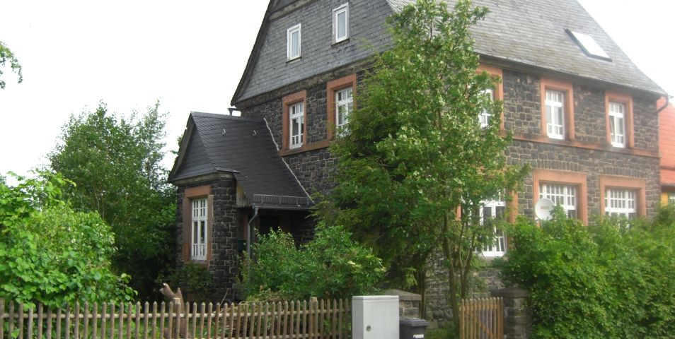 Alte Schule in Feldkrücken