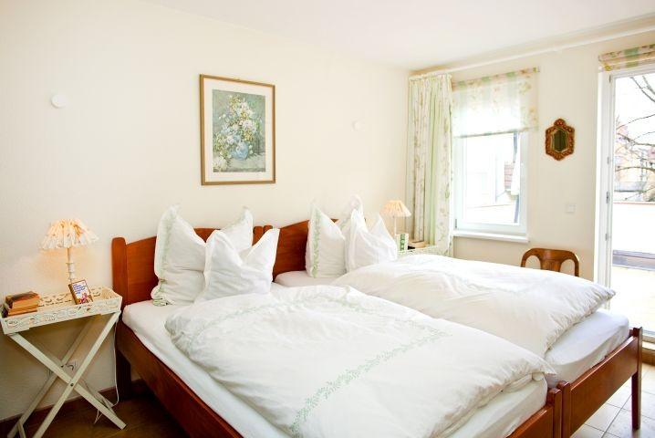 Schlafzimmer Nr. 1  für 2 Personen