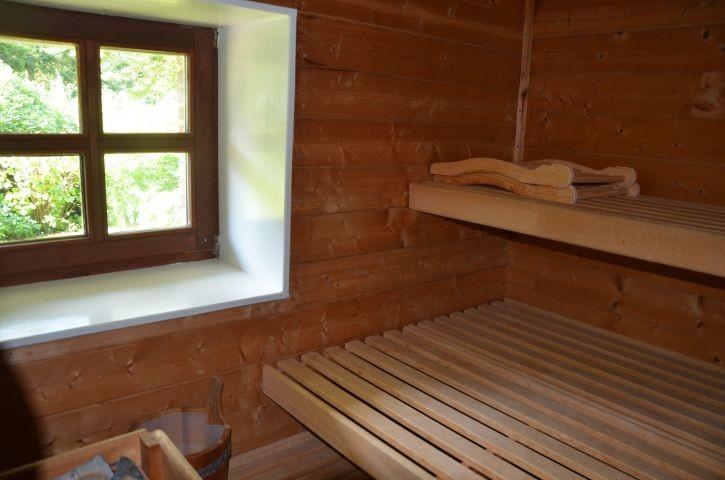 Die Sauna im Birkenhof