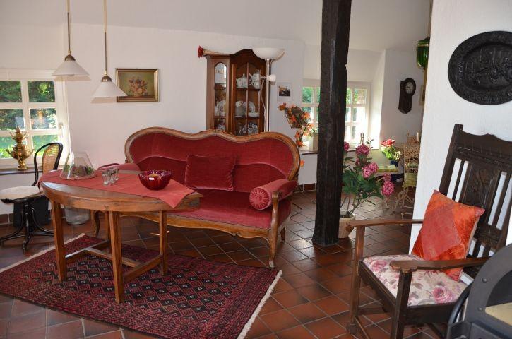 Friesisch gemütlicher Sitzbereich