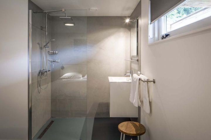 Badezimmer En Suite (Erdgeschoss)