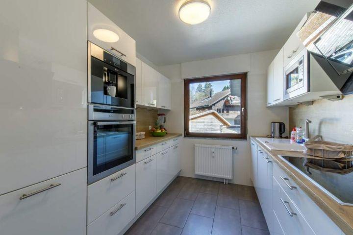 Küche mit top Ausstattung