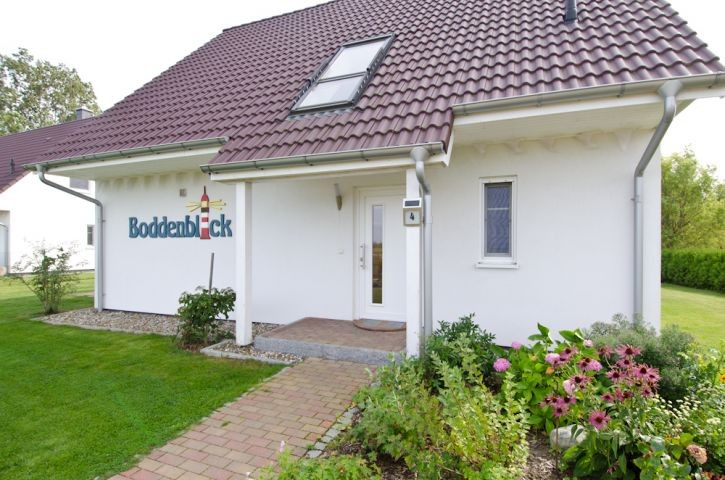 """Willkommen im Haus """"Boddenblick"""""""