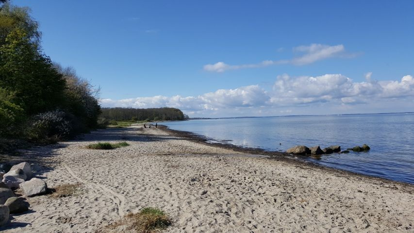 Strand Ohrfeldhaff - 2km vom Haus